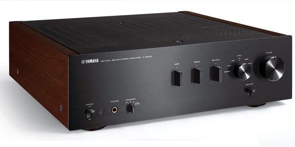 audiostereo yamaha a s1000 amplificator stereo. Black Bedroom Furniture Sets. Home Design Ideas