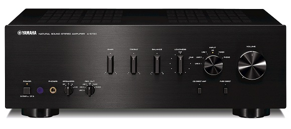 audiostereo yamaha a s700 amplificator stereo. Black Bedroom Furniture Sets. Home Design Ideas