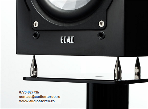 AudioStereo -- ELAC Electroacustic - Contact
