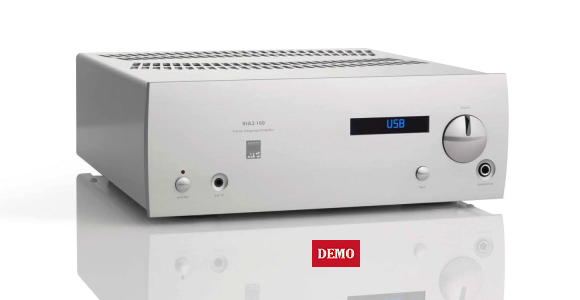 ATC SIA-2100 stereo integrated amplifier+ DAC