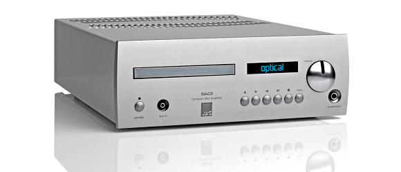 ATC SIACD stereo integrated amplifier + CD player + DAC