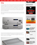 ATC SCM 11, SIA-100, CD2 - Secrets of Home Theater & Hifi (US) review