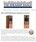 ATC SCM 19 AT - The Speaker Shack review