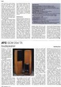 ATC SCM 20 SLT Active - Gramophone (UK) review