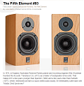 "ATC SCM 7 - Stereophile ""The Fifth Element #83"""