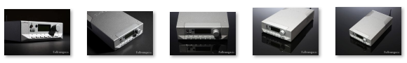 CYRUS Streamer - 24 bit/ 192 kHz hi-resolution digital audio