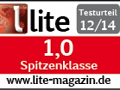 Cyrus Streamline2 - Lite magazin (Germany) review