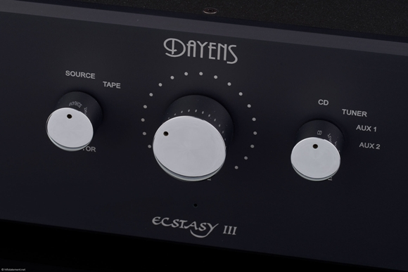 Dayens Ecstasy III Custom Integrated Amplifier
