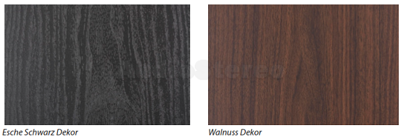 ELAC 60.2 Series finishes
