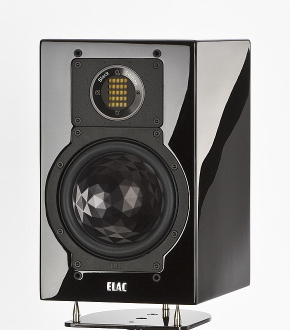 ELAC BS 244 Black Edition - i-fidelity speaker pair