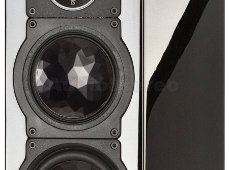 ELAC FS 248 Black Edition Crystal midrange - MT 150 AS-XR midrange driver