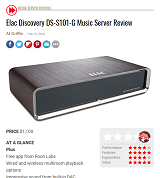 ELAC Element EA101EQ-G - Sound and Vision (US) review